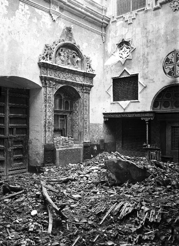 Baena Iglesia Madre de Dios 1937