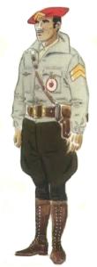 Brigada Columna Redondo 1937