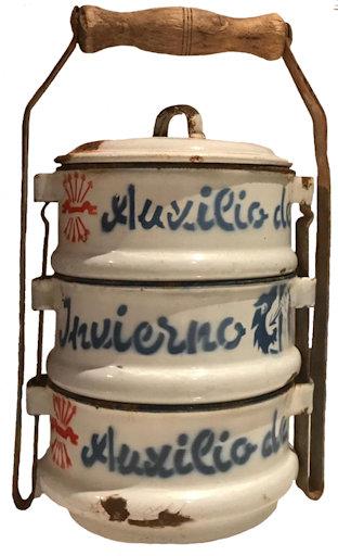 Marmitera Auxilio de Invierno (cl. Fernández Delgado)