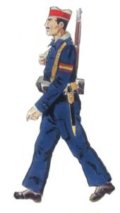Miembro Guardia Nacional Republicana