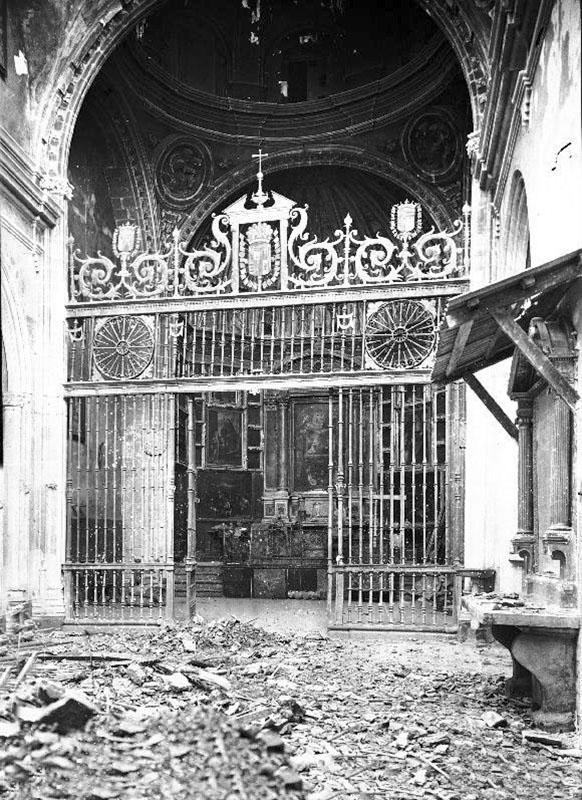 13 Baena Iglesia Madre de Dios 15 - VI - 1937